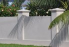 Arndell Park Barrier wall fencing 1